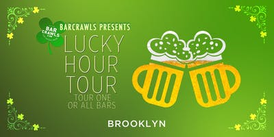 BarCrawls.com Presents Brooklyn St. Patrick's Eve Lucky Hour Tour