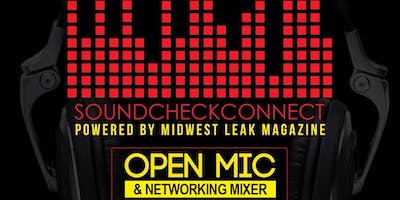 Soundcheck Connect Open Mic & Mixer Greatest DJs edition 1/20