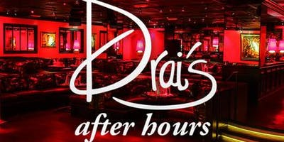 Drai's Night Club After Hours FREE VIP GUEST LIST
