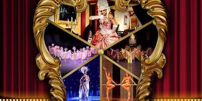Erika Moon's Cabaret Follies - Houston @The Hobby Center - Zilkha Hall