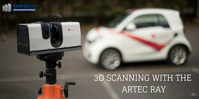 3D Scanning with the Artec Ray - Marlborough, MA