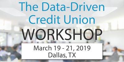 The Data-Driven CU Workshop