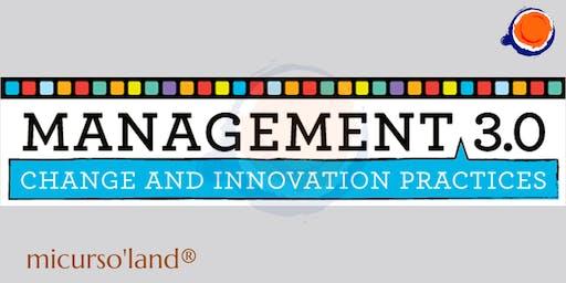 Curso de Certificación Internacional MANAGEMENT 3.0
