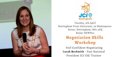 Negotiation Skills Workshop  - Feel Confident Negotiating!