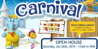 The Learning Experience Winter Carnival - Open House