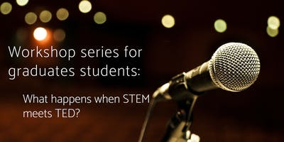 Real Impact Speaking: When STEM meets TED workshops