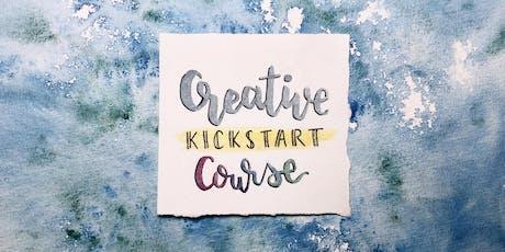 Creative Kickstart Cursus najaar 2019 tickets