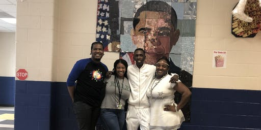 Holiday Gift Drive (Barack Obama Elementary School)