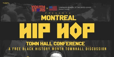 Montreal Hip Hop Town Hall Conference