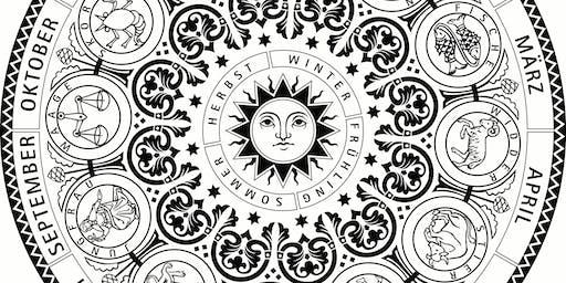 Sensual Awareness   Sinnliches Bewusstsein  Meditation im Jahreskreis