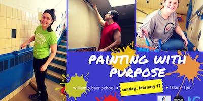 Repair Baltimore Painting with Purpose (Rescheduled!)