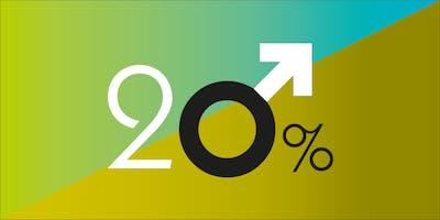 Lancement du balado 20%