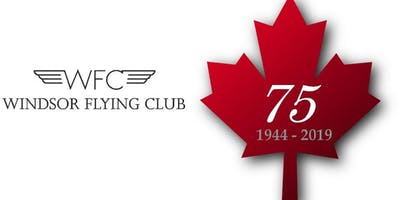 The Windsor Flying Club's 75th Anniversary - 1940's Hollywood Canteen!