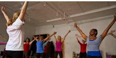 Gentle Dance Exercise Class for Cancer Recovery @Metropolitan Hospital - Moving For Life