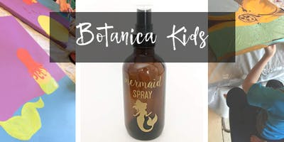 Mermaids + Oils: Botanica Kids