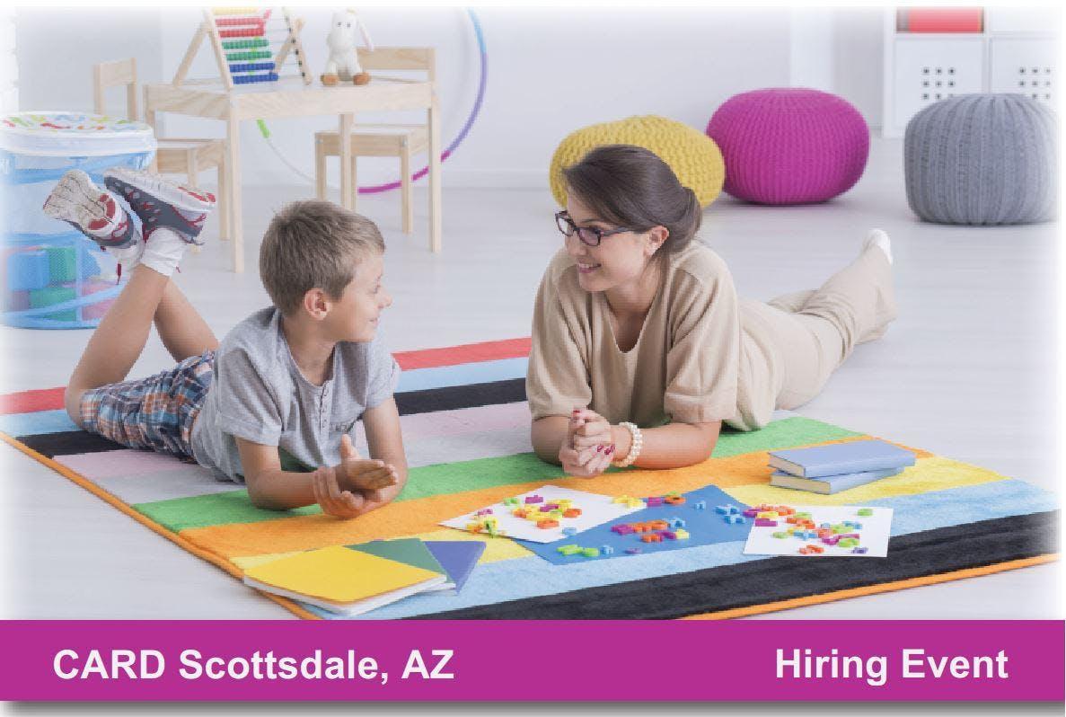 CARD Scottsdale, AZ Hiring Event