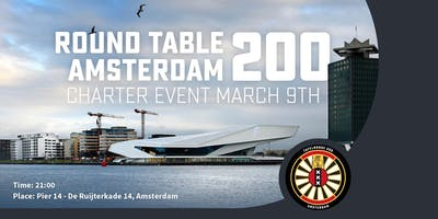 Round Table 200 Amsterdam - Charter Event