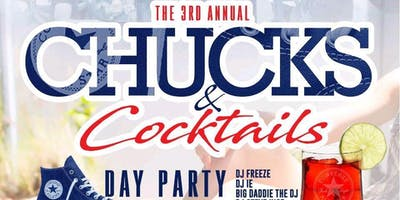 Chucks & Cocktails Day Party 2019