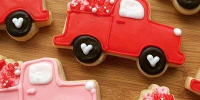 Valentine Cookies Decorating Class Baton Rouge February Thursday 7