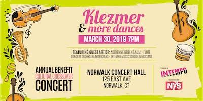 CONCERT: Klezmer and More Dances