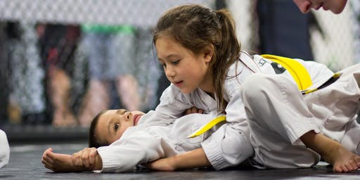 Arvada BJJ Summer Camp - Ages 4-11 - Session 3: August 5 - 9
