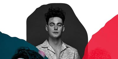 OTW Presents: lovelytheband – the finding it hard to smile tour @ Ace of Spades