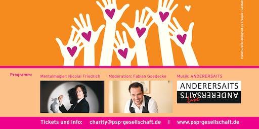 PSP Charity Gala - 15 Jahre Deutsche PSP-Gesellschaft e.V.