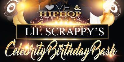 LiL Scrappy Celebrity Birthday Bash