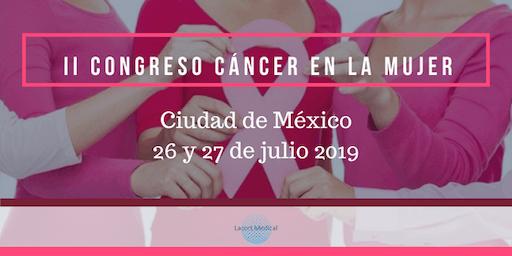 II Congreso Cáncer en la mujer - Oncología y Radioterapia
