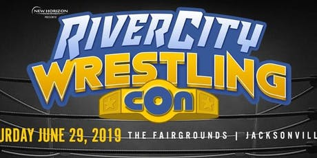 River City Wrestling Con 2019 tickets