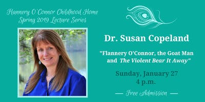 """""""Flannery O'Connor, the Goat Man and 'The Violent Bear It Away'"""""""