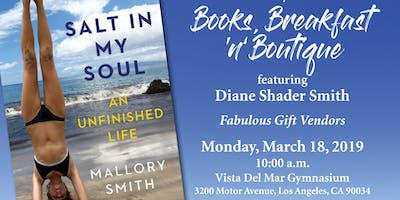 Books, Breakfast & Boutique featuring Diane Shader Smith