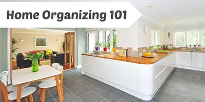 Home Organizing 101
