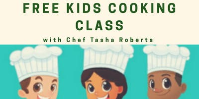 Kids Free cooking Class (multi cultural
