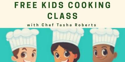 Kids Free cooking Class (multi cultural