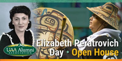 Celebrate Elizabeth Peratrovich Day:  Hosted by UAA Alumni Relations
