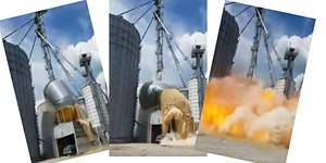 Silo Fires - Prevention and Response, Prince George
