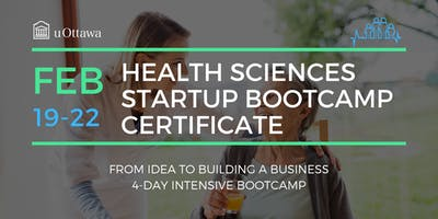 HEALTH SCIENCES STARTUP BOOTCAMP CERTIFICATE 2019