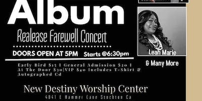 Cd Release and Farewell Concert