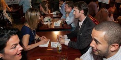 "Geek Speed Dating for self-proclaimed ""nerdy"" singles in their 30s and 40s"
