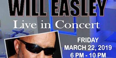 Reflections Art Affair presents   Willie Easley  Rhythm and Blues
