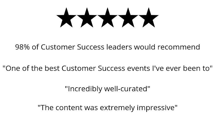 CS in Focus 2019 Event Series: Customer Success & Product image