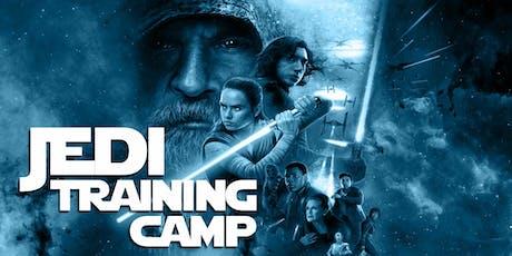 Jedi Training Camp tickets
