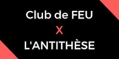 Soirée sociale - Club de FEU