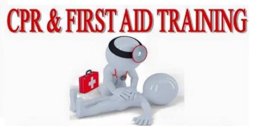 Adultchildinfant Cpr With Aed And First Aid Tickets Sat Mar 9