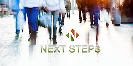 NEXT STEPS 2020 tickets
