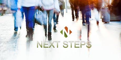 NEXT STEPS 2019 tickets