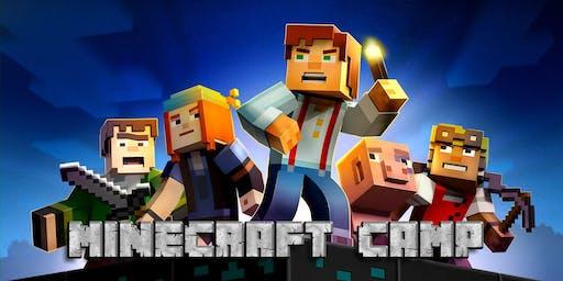 Minecraft Camp