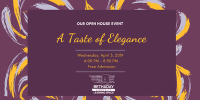 BCLS Open House: A Taste of Elegance