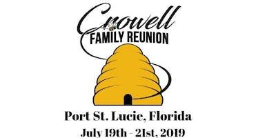 Crowell Reunion 2019